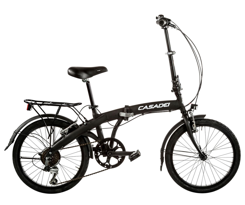 Bici Pieghevole Cinzia 20.Bici Pieghevole Cicli Casadei Folding 20 Alluminio 6v