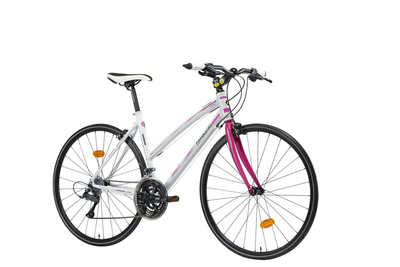 Bici Ibrida Lombardo Ventimiglia Donna Claris 24v
