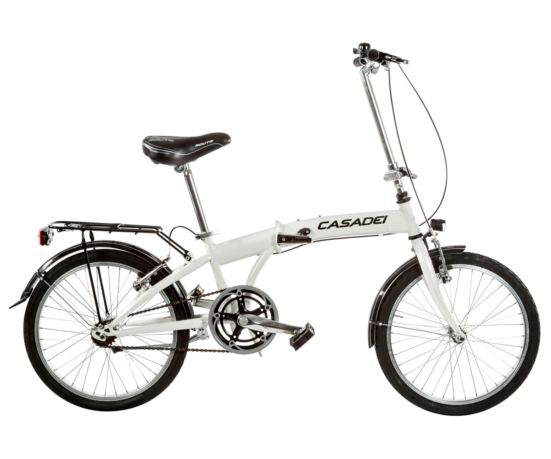 Bici Pieghevole Cinzia 20.Bici Pieghevole Cicli Casadei Folding 20 1v