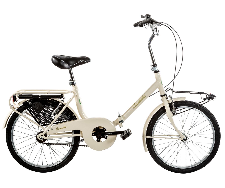 Bici Pieghevole Cinzia 20.Bici Pieghevole Cinzia C Fold Trolley 20 6v Ty21 Nero Grigio